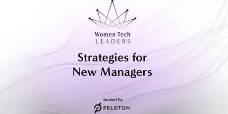 Strategies for New Managers: A panel discussion tickets