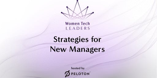 Strategies for New Managers: A panel discussion