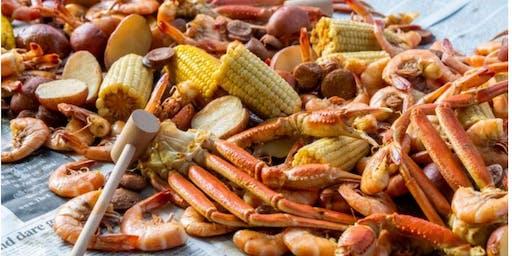 Old Pueblo Social Society Seafood Boil Fundraiser