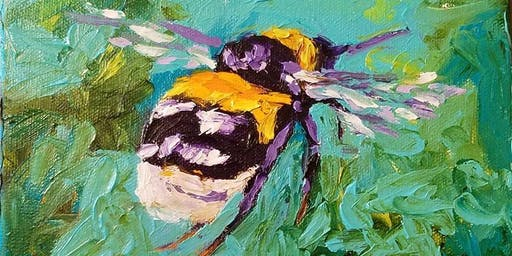 Painting Bee