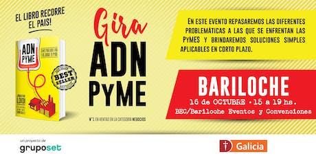 GIRA ADN PyME 2019 - BARILOCHE entradas