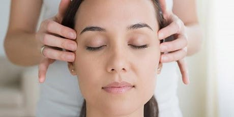 Learn the Art of Seated Indian Head Massage  tickets