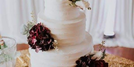 Bridal Wedding Cake Tasting tickets