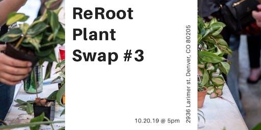 ReRoot Plant Swap