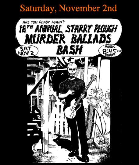 Murder Ballads