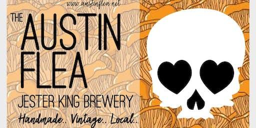 The Austin Flea at Jester King in November