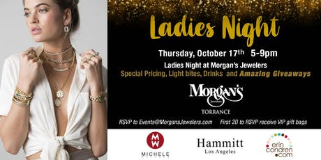 Morgan's Jewelers Ladies Night Out tickets