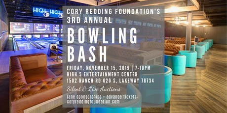 Cory Redding's 3rd Annual Celebrity Bowling Bash tickets