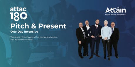 Pitch and Present - Auckland tickets