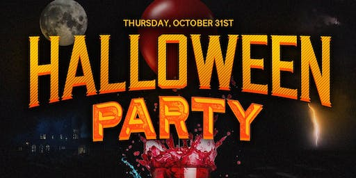 SyceGame: FREE + OPEN BAR Halloween Costume Party!