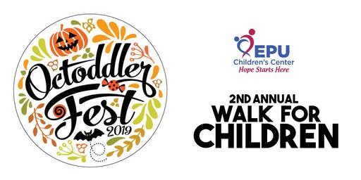 2nd Annual Octoddlerfest Walk for Children