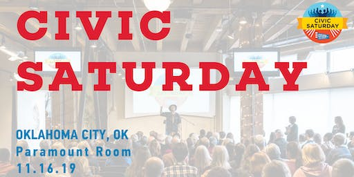 Civic Saturday in Oklahoma City