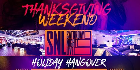 Thanksgiving Weekend SNL @ 760 Rooftop tickets