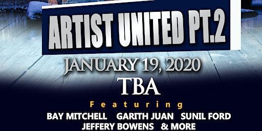 Artist United Pt.2
