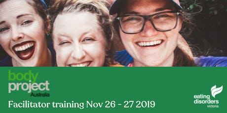 Body Project Australia - Facilitator Training November 2019 tickets