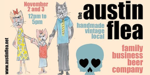 Fall Festival with the Austin Flea at Family Business Beer Co!