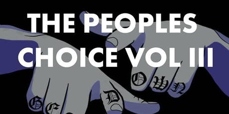 The Get Down presents The People's Choice Vol.3 tickets