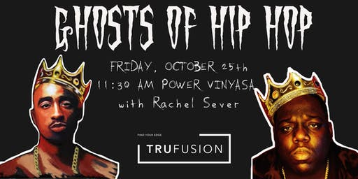 Ghosts of Hip Hop Yoga at TruFusion