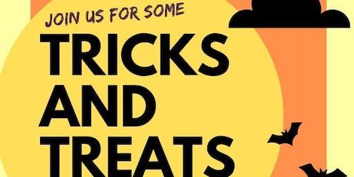 Tricks and Treats w/ KW Sacramento