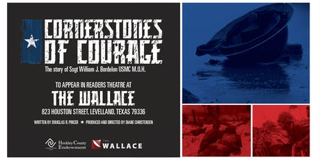 Cornerstones of Courage  tickets