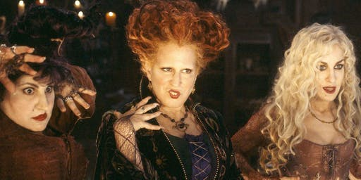 Movies at The Park - Hocus Pocus