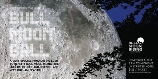 Bull Moon Ball Fundraiser