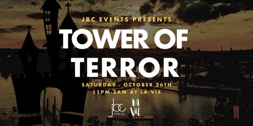 Tower of Terror Halloween Party