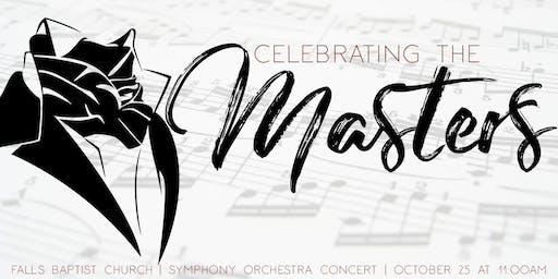 Falls Baptist Symphony Orchestra Concert