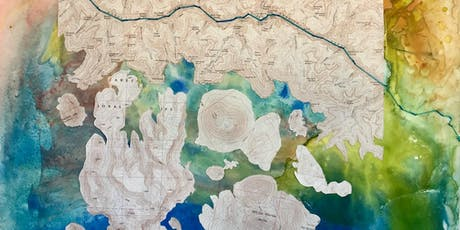 Creative Cartography Student Art Exhibit: Old and New tickets