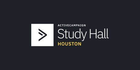 ActiveCampaign Study Hall |Houston tickets