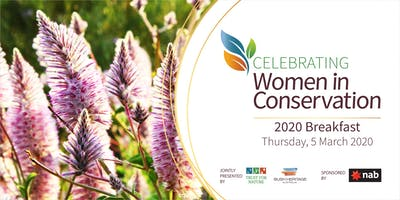 Women in Conservation Breakfast 2020