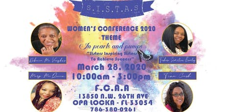 S.I.S.T.A.S 1st Annual Women's Empowerment tickets