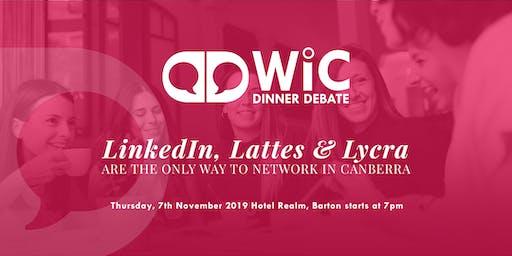 WIC Dinner Debate 2019