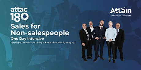 Sales for Non-Sales People - Auckland tickets