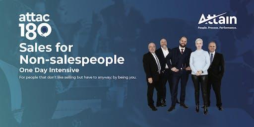 Sales for Non-Sales People - Hamilton