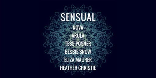 Sensual featuring Heather Christie, NOVA, Arula, Tess Posner, Bessie Snow