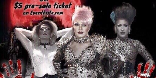Jezzi & Kruwella's Spooktacular Halloween Drag Show