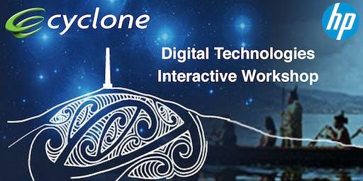 HP Digital Technologies Interactive Workshop