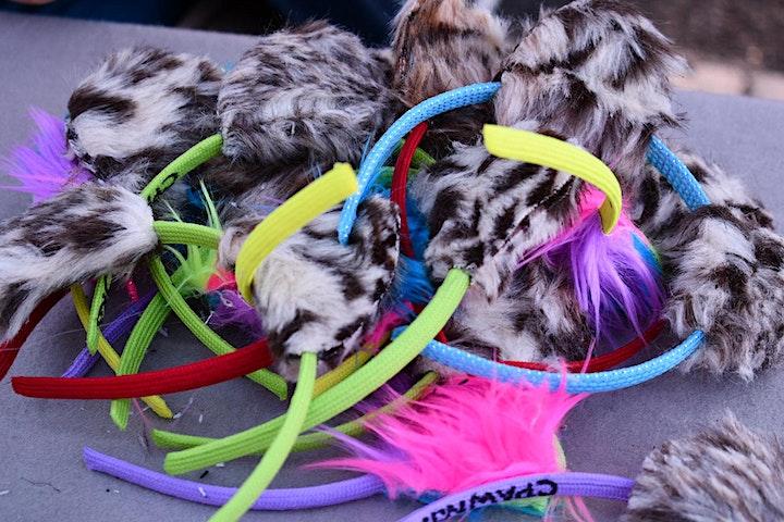 DIY Cat Ear Headband Workshop image