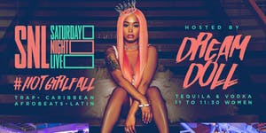 Dream Doll Hosts Saturday Night Live @ 760 Rooftop