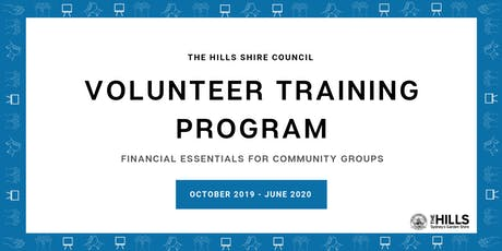 Financial Essentials for Community Groups tickets