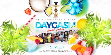 DAYGASM REVERSE BRUNCH + DAY PARTY tickets