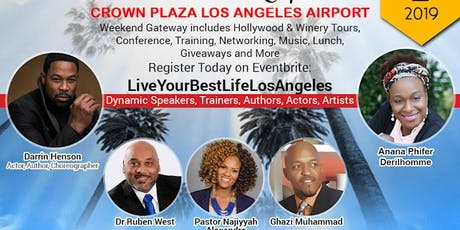 Live Your Best Life Los Angeles Experience tickets
