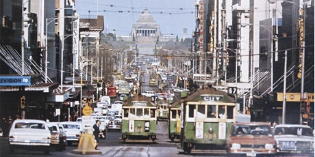 Looking Back and Going Forward: The Melbourne Transport Plan 50 Years On tickets