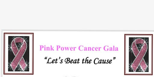 Pink Power Cancer Gala