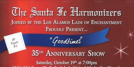 35th Anniversary Show tickets