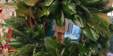 Wreath Making Class tickets