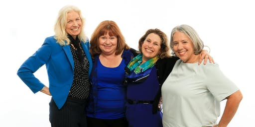 Women Sharing Wisdom About Wealth, The Authors Talk