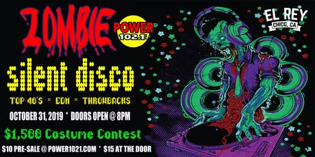 Power 102.1 Presents - Zombie Silent Disco tickets