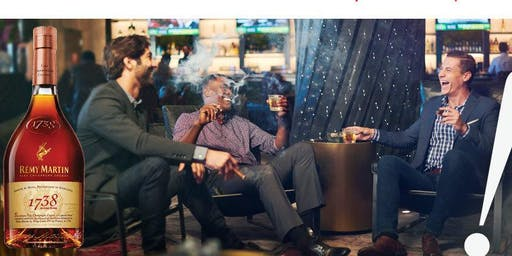Cognac & Cigar Pairing Event featuring Remy 1738